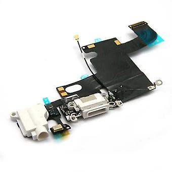 iPhone 6-4,7-telakkaliitin kaapeli-valkoinen