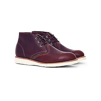 Red Wing arv arbejde Chukka Brown
