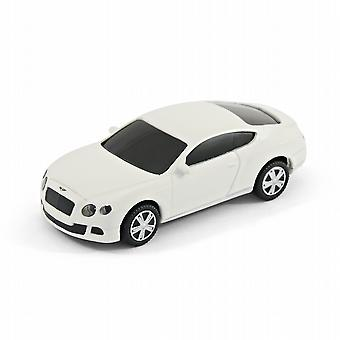 Bentley Continental GT se divierte el coche USB Memory Stick 8Gb - blanco