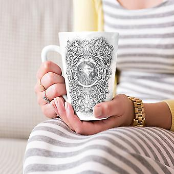 Horror Mystical Beast NEW White Tea Coffee Ceramic Latte Mug 17 oz | Wellcoda