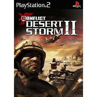 Conflict Desert Storm II (PS2) - Factory Sealed