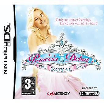 Princess Debut den kungliga balen (Nintendo DS)