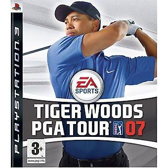 Tiger Woods PGA Tour 2007 (PS3)