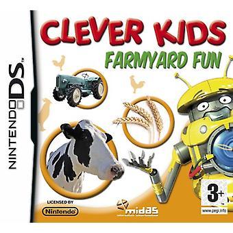 Smart Kids gårdsuppfödda kul (Nintendo DS)