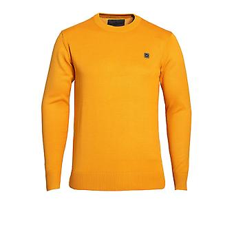 VOI JEANS Crawley Sweater Artisan Gold