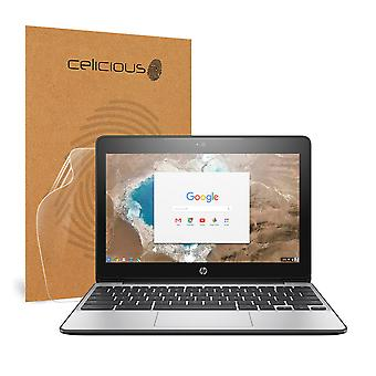 Celicious Impact Anti-Shock Shatterproof Screen Protector Film Compatible with HP Chromebook 11 G5