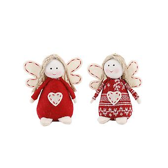 CGB Giftware 1 Christmas Small Fabric Angel