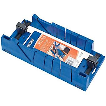Draper 9789 Expert Mitre Box With Clamping Facility 367mm x 116mm x 70mm