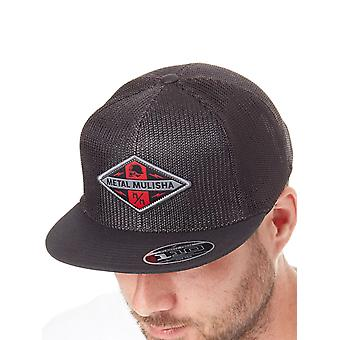 Metal Mulisha Black Flow Mesh Trucker Cap