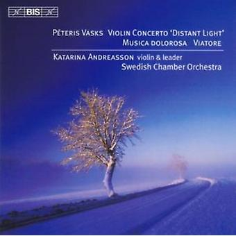 Distant Light/Musica Dolorosa by Swedish Chamber Orch