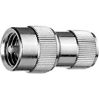 Coax adapter Mini SAS plug (SFF-8087) - FME plug Telegärtner J01053A0000 1 pc(s)