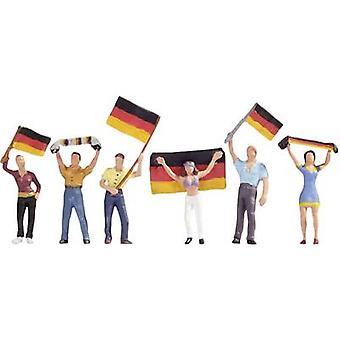 NOCH 15966 H0 Figures Fans Deutsch