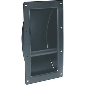 Box-Griff Stahl (W x H) 125 x 230 mm 3400MCP