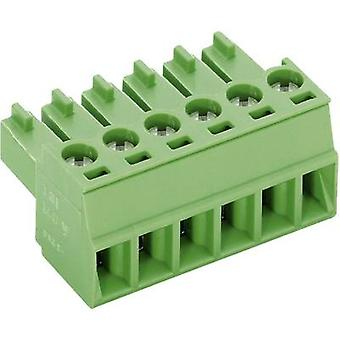 PTR Socket enclosure - cable AK(Z)1550 Total number of pins 7 Contact spacing: 3.50 mm 51550070001E 1 pc(s)