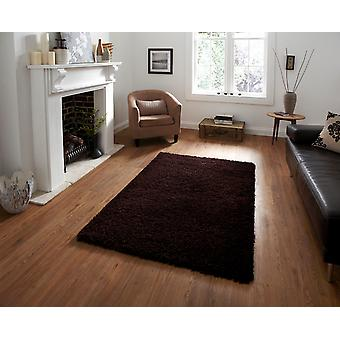 Vista - Plain 2236 Brown Brown Rectangle Rugs Plain/Nearly Plain Rugs