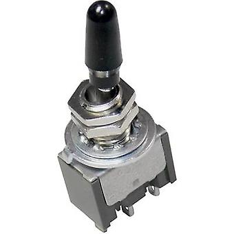 NKK Switches M2015SS4W01 Toggle switch 250 V AC 3 A 1 x On/(On) momentary 1 pc(s)