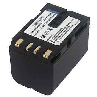 Dot.Foto JVC BN-V416, BN-V416U wymiany baterii - 7, 2V / 2000mAh