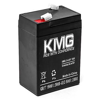 KMG 6V 5Ah Replacement Battery for Wang PowerUPS 250
