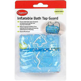 Clippasafe Inflatable Bath Tap Guard