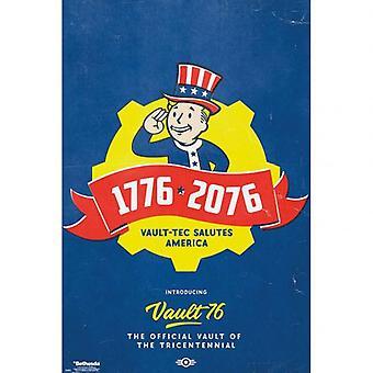 Fallout Poster Tricentennial 174