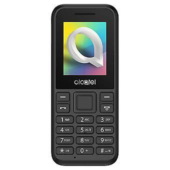 ALCATEL 10,66 zwarte één knop telefoon/GSM