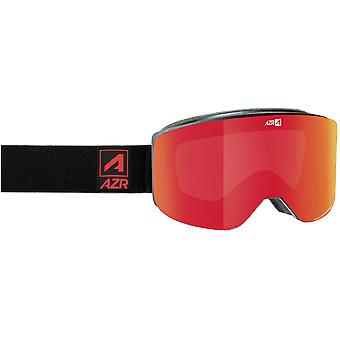 AZR Galaxy Matt Full red black