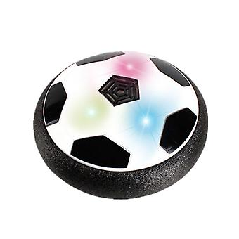 1 PCs LED light flashing Football Funny Air Power Indoor Soccer toys Floating and gliding Lighting Kids Classic Sport toys
