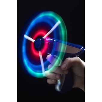 Windmill Gun, Light up, Assorted Colours
