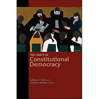 حدود الديمقراطية الدستورية بجيفري ك. الكتابة-ستيفن