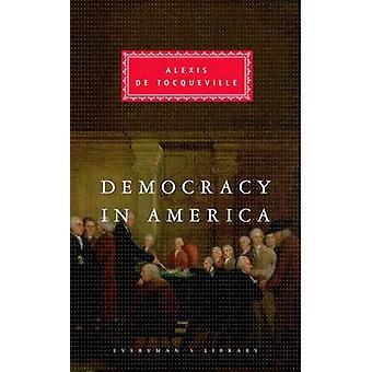 Democracy in America by Alexis de Tocqueville - 9781857151794 Book
