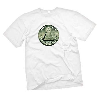 Kids t-skjorte - Illuminati - konspirasjon