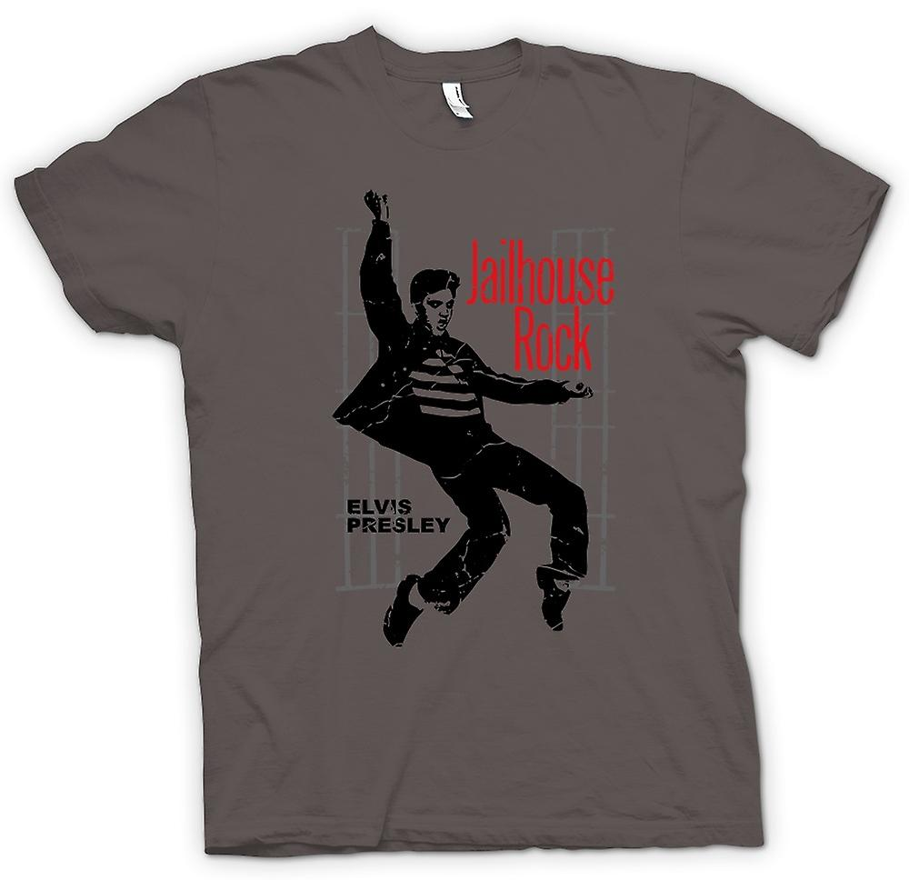 Mens T-shirt - Elvis Presley Jailhouse Rock