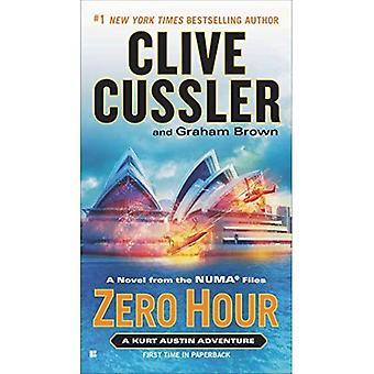 Zero hora (aventuras de Kurt Austin)