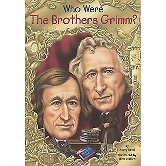 Kim byli bracia Grimm? (Kto był...?)