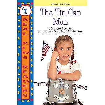 The Tin Can Man (Real Kid Readers: Level 1)