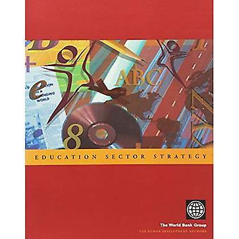Stratégie du secteur de l'éducation