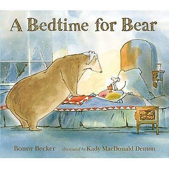 Een bedtijd voor beer