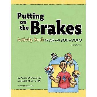 Setzen auf die Bremsen-Mitmachbuch für Kinder mit ADS oder ADHS
