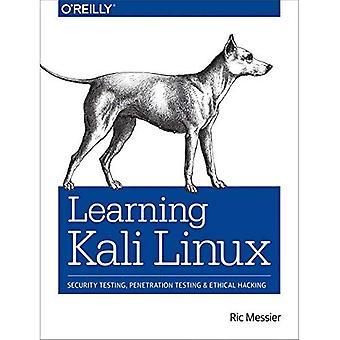 Oppiminen Kali Linux