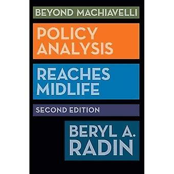 Más allá de Maquiavelo, segunda edición: Política análisis alcanza madurez