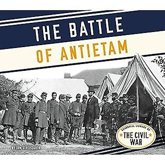 De slag bij Antietam (essentiële Library of the Civil War)