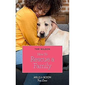 Comment sauver une famille (Mills & Boon True Love) (Furever vôtre, livre 2) (Furever vôtre)