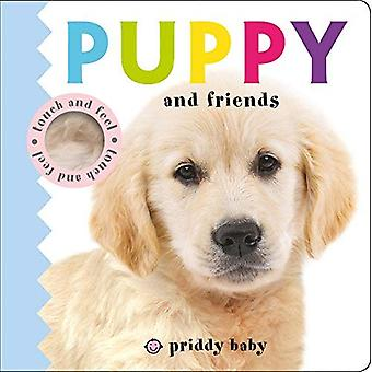 Puppy and Friends Touch and Feel (Baby Touch and Feel) [Board book]