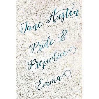 Jane Austen LuxeUitgave (trots & vooroordelen; Emma)