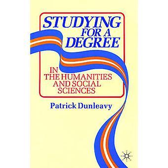 Ein Studium In den Geistes- und Sozialwissenschaften von Dunleavy & Patrick
