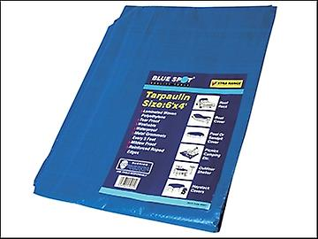 BlueSpot Tools Tarpaulin 9ft x 6ft