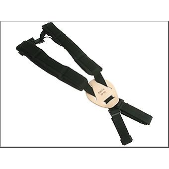 SP90 PADDED CONSTRUCTION BRACES 2 IN WIDE.