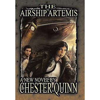 The Airship Artemis by Quinn & Chester