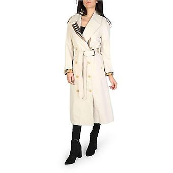 Burberry BradfieldWomen Brown Trench coat -- BRAD287600