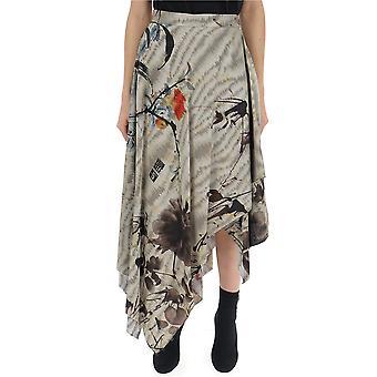Vivienne Westwood Multicolor Viscose Skirt